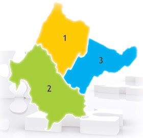 cartina nuove circoscrizioni