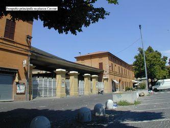 mercato coperto p.zza Cavour