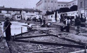 foto storica Mercato coperto