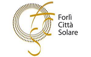 Logo Forlì Città Solare