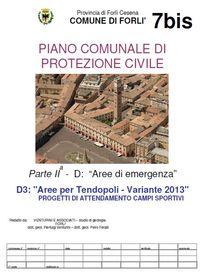 Piano protezione civile 7bis