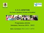 SOS Genitori 2014