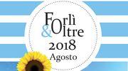 Testata Forlì&Oltre Agosto 2018