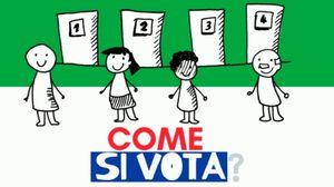 Videoguida elezioni regionali 2020