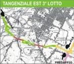 Tangenziale Est 3° Lotto