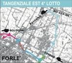 Tangenziale Est 4° Lotto