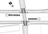 Planimetria Tombino scolo Cerchia